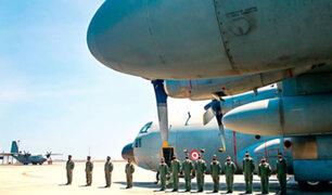 Aviones recién adquiridos permitirán reforzar lucha contra el Covid-19, dice ministro Neyra