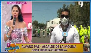 D'Mañana | Álvaro Paz sobre cuarentena: hay que encontrar un equilibrio entre salud y economía