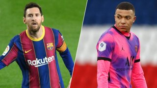 Regresa la Champions con el duelo Messi - Mbappé