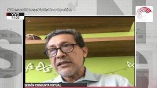 """Málaga sobre nombres repetidos en lista de vacunados: """"No tengo una respuesta para ello"""""""