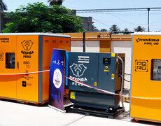 Hospital Loayza: entraron en funcionamiento dos modernas plantas de oxígeno