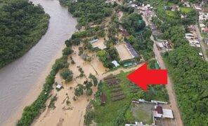 Cusco: reportan 1 muerto y 7 desaparecidos tras caída de huaico en Quillabamba