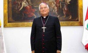 """Representante del Vaticano en Perú: """"fui vacunado por ser consultor en temas éticos del ensayo"""""""
