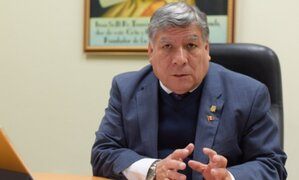 Estudiantes presentan moción de vacancia contra rector de la Universidad San Marcos