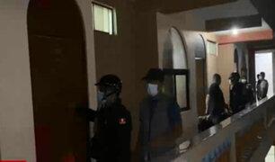 Tumbes: intervienen a 30 extranjeros que se refugiaban en hostal