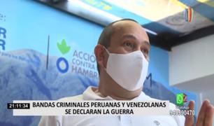 """Óscar Pérez: """"Nicolás Maduro está detrás de una campaña para generar zozobra en Perú"""""""