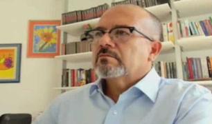 """Víctor Zamora sobre vacunaciones irregulares: """"son argumentos inaceptables que indignan"""""""