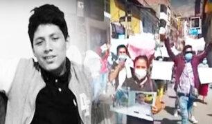 Huánuco: Piden hallar cuerpo de joven lanzado de puente en Colombia