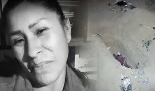 Ventanilla: sujeto asesina a su pareja y duerme con cadáver dos noches
