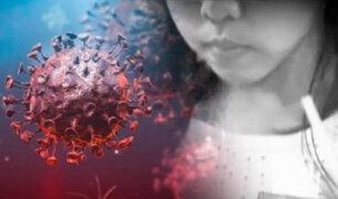Minsa insta a padres a extremar las medidas sanitarias ante incremento de niños contagiados