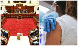 Vacunagate: Somos Perú y Partido Morado son excluidos de comisión investigadora