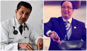 """Málaga sobre vacunación de dueño de chifa: """"Delegación china se cansó del Burger King"""""""