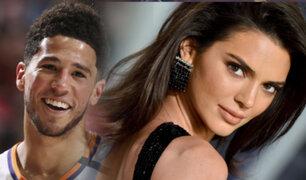 Kendall Jenner confirma su relación con estrella de la NBA