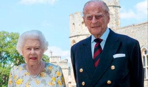Felipe de Edimburgo: esposo de la Reina Isabel fue operado del corazón a sus 99 años