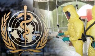 OMS alerta por brotes de ébola en República Democrática del Congo y Guinea