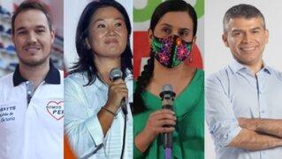 CADE 2021: cuatro candidatos presidenciales expusieron sus propuestas de Gobierno