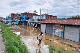 Desborde del río Jayave en Madre de Dios deja 50 viviendas afectadas