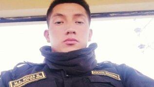 Cusco: Matan de un balazo en el pecho a policía que trabajaba en penal