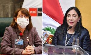 Vacunagate: Mazzetti y Astete fueron incluidas en investigación de la Fiscalía
