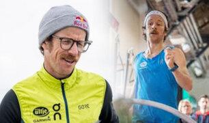 Alemán logró récord mundial tras correr 100 kilómetros en menos de siete horas