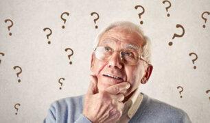 Adultos mayores: falta de contacto social podría afectar la memoria, advierte EsSalud