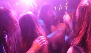 Cañete: intervienen bares y cantinas clandestinas que operaban en plena emergencia sanitaria