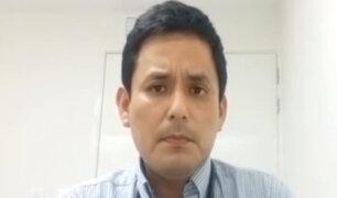 Médico Fernando Mejía sobre vacunación: Me vacune para dar el ejemplo