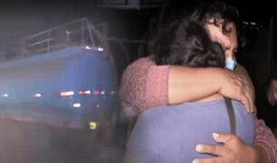 Camión cisterna choca contra vivienda y mata a niña de 5 años en VMT