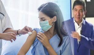 ¿Clínicas privadas también podrán vacunar contra la COVID-19?