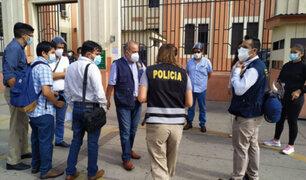 Vacunagate: Fiscalía interviene sedes del INS, Digemid, San Marcos y Cayetano Heredia