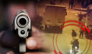 Ate: prestamista fue asesinado a balazos frente a su esposa