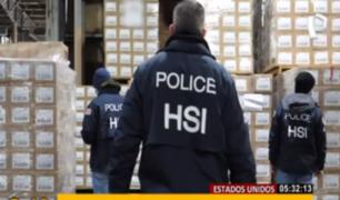 EEUU: preocupación por envío masivo de mascarillas falsificadas