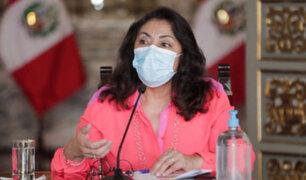 """""""Somos los más interesados en que se esclarezca el caso de las vacunas irregulares"""", dice premier Bermúdez"""