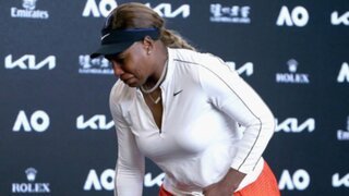 Tenista Serena Williams rompe en llanto tras perder contra su rival japonesa [VIDEO]
