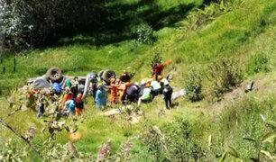 Áncash: postulante de APP al parlamento muere tras caer con su  camioneta a abismo