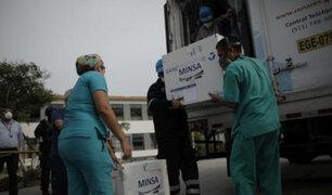 """Viceministro de Salud: """"Dosis de Sinopharm tienen un valor de cambio bastante barato"""""""