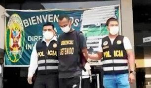 Capturan a extranjero que habría matado a joven trabajador de grifo en VMT