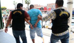 Puente Piedra: capturan a ciudadano extranjero que confesó haber asesinado a su esposa