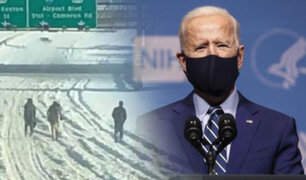 EEUU: Joe Biden aprueba la declaración de desastre para Texas