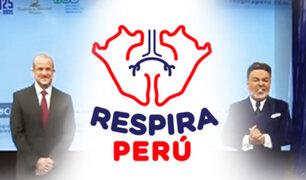 """Segunda Telemaratón de """"Respira Perú"""" recauda un millón de dólares en 4 horas"""