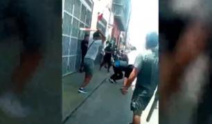 El Agustino: liberan a mototaxista que agredió con fierro a fiscalizador