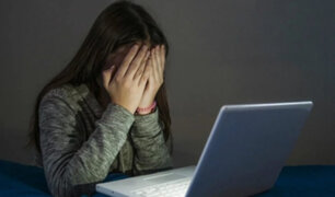 Acoso virtual se incrementó durante la pandemia, según el MIMP