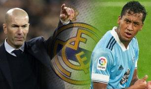 ¿Renato Tapia en la mira del Real Madrid?
