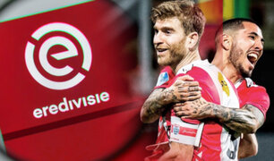 Con Peña y Araujo el FC Emmen ganó en la Eredivisie