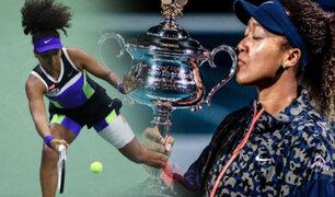 Naomi Osaka ganó su cuarto título de Grand Slam en Australia