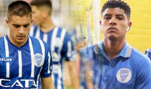 Godoy Cruz con Wilder Cartagena cayó 2-0 ante Estudiantes de La Plata