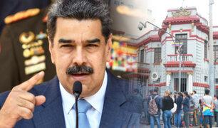 Venezuela denuncia actos de violencia contra su embajada en nuestro país
