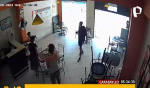 Carabayllo: asaltantes dejan restaurante al borde de la quiebra