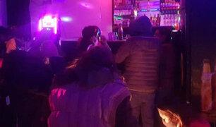 Arequipa: intervienen a más de 20 personas que participaban en bullicioso cumpleaños