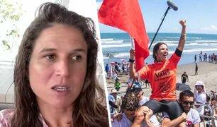 Grave denuncia: Sofía Mulanovich señala que le quitaron cupo directo a ISA 2021